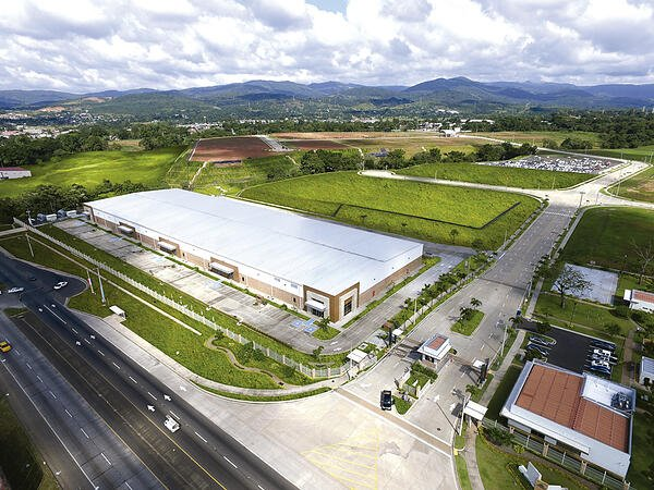 Parque industrial en panama