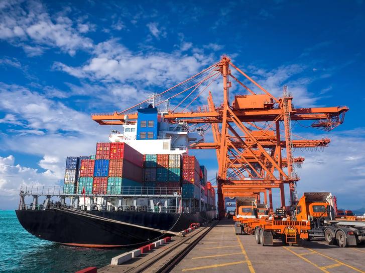 puerto del atlantico